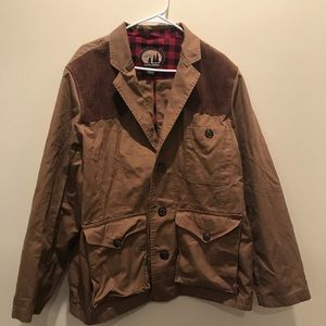 Woolrich outer coat men's Large. New without tags